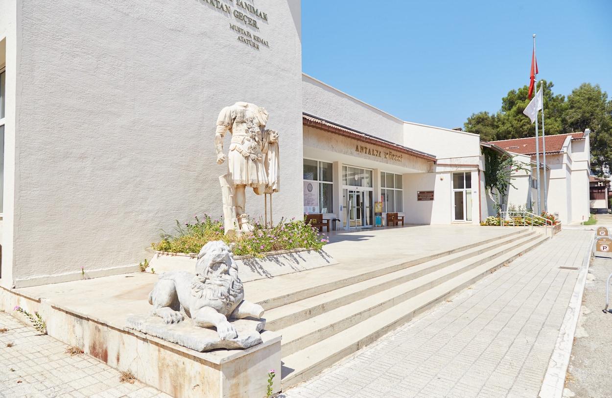 Antalya Museum Antalya Guide