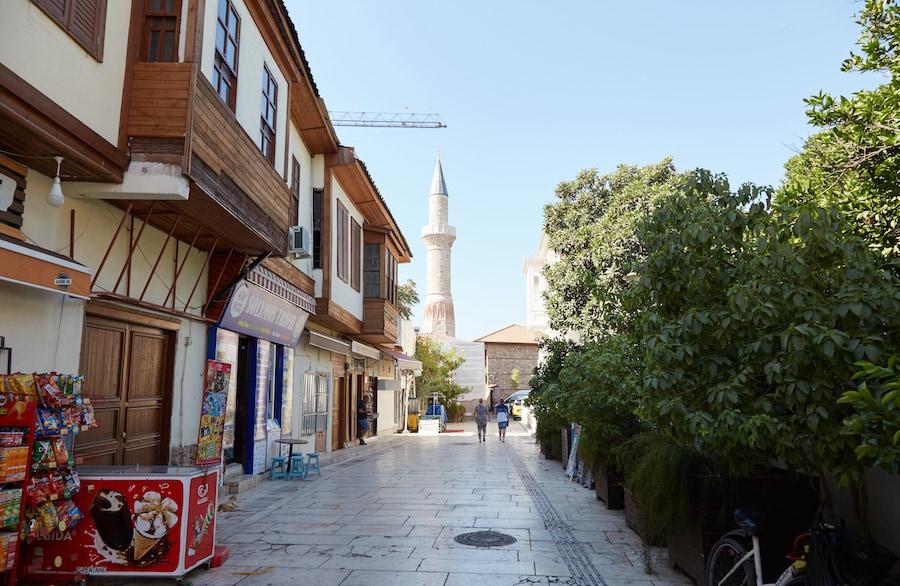Kaleiçi Old Town Antalya Guide