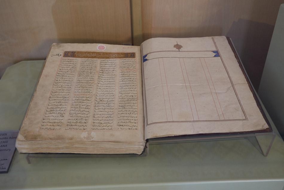 Mevlana Museum Konya Guide
