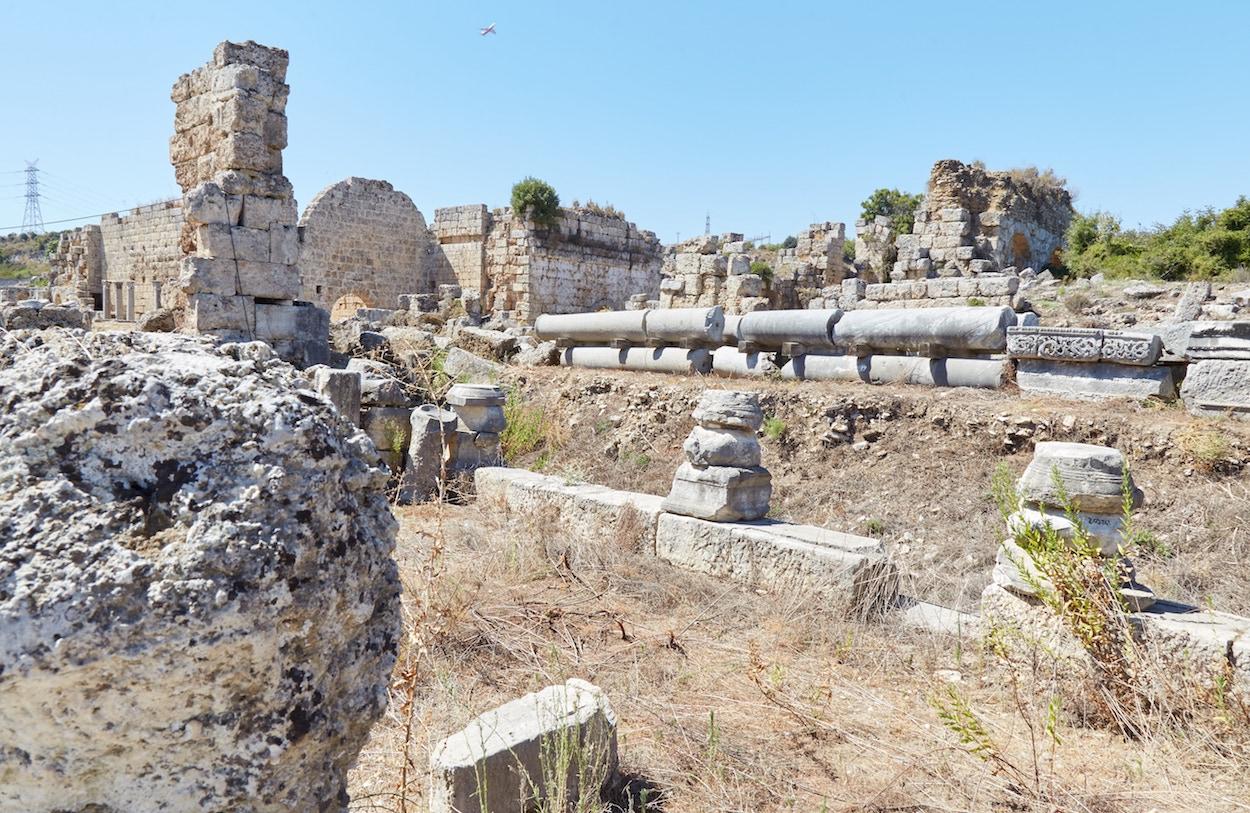 Perge Ancient City Antalya