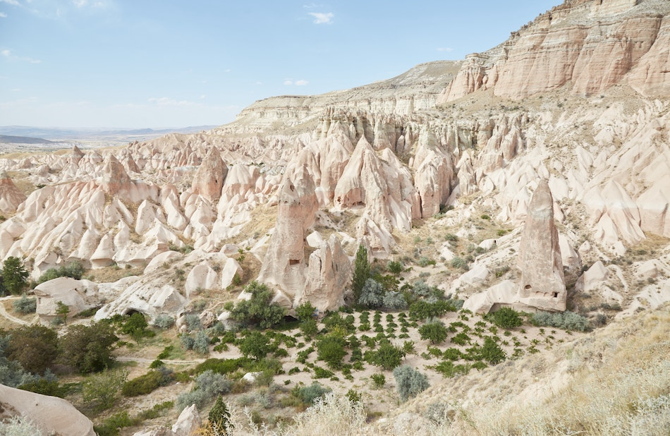 Top Things to Do in Cappadocia Rose Valley