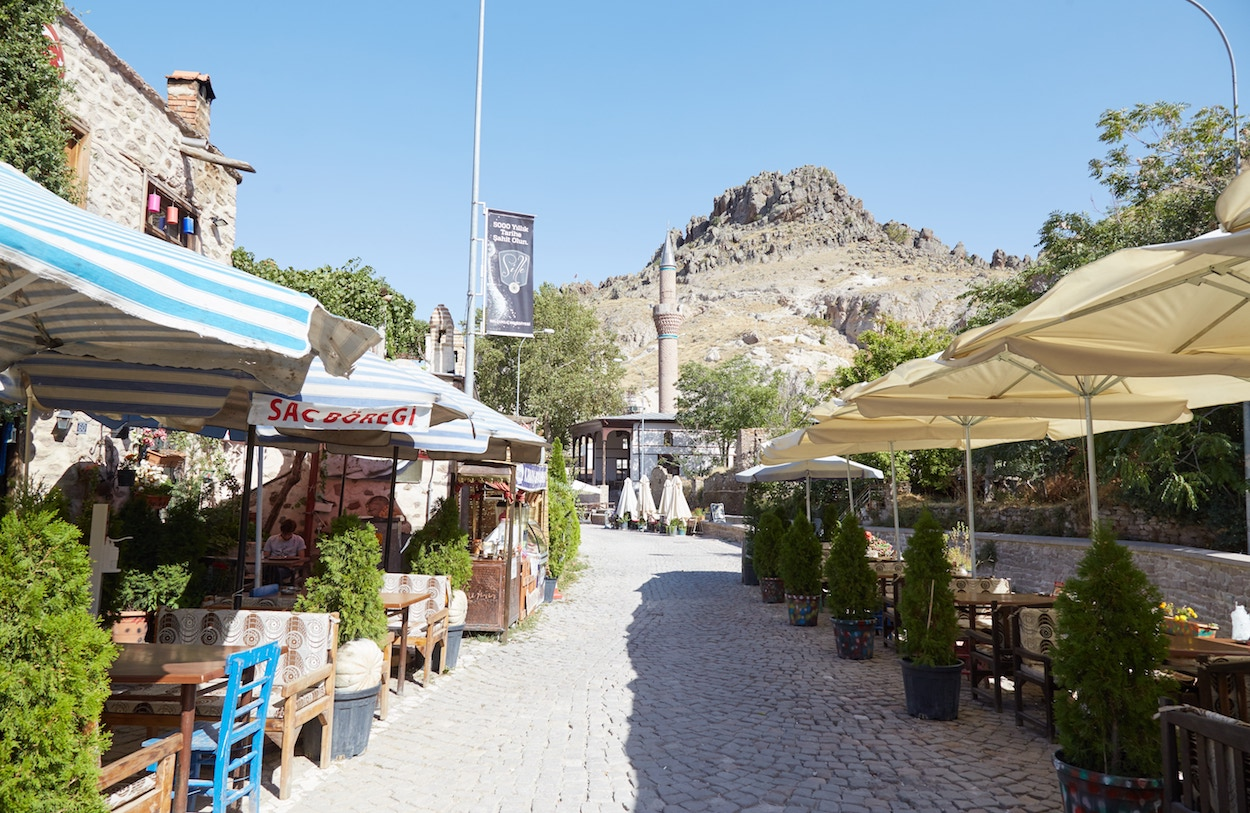 Sille Konya Guide