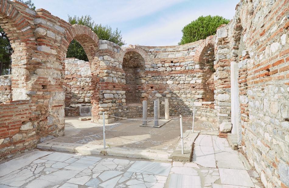 Basilica of St. John Selçuk Guide