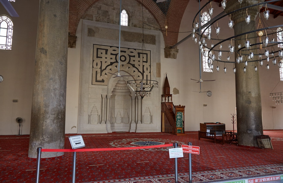 İsa Bey Mosque Selçuk Guide