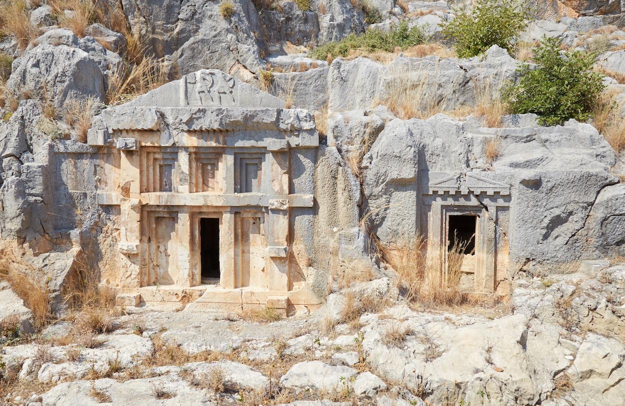 Myra Ancient City Demre Guide