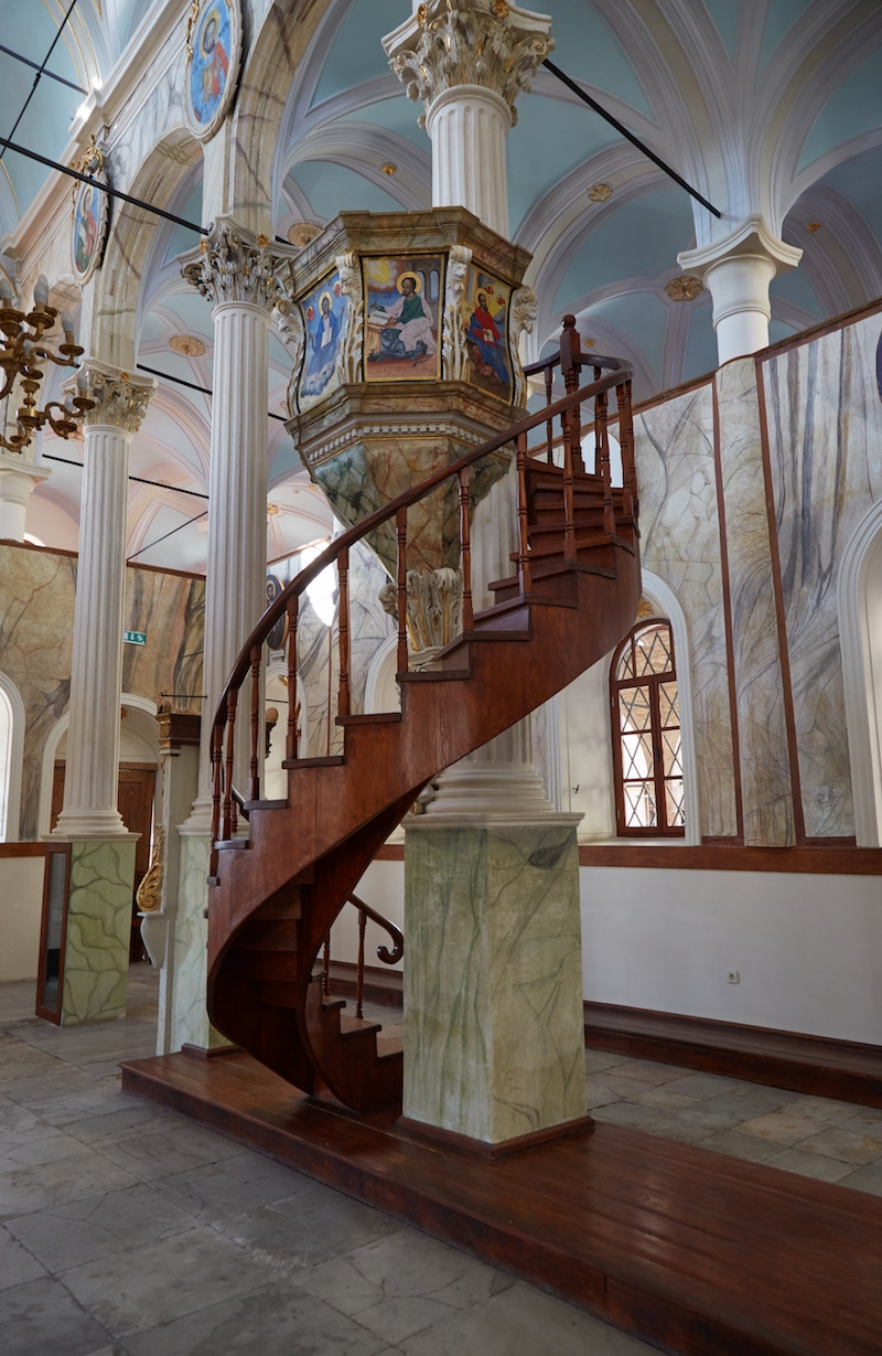 Ayvalık Guide Church of the Taxiarchs
