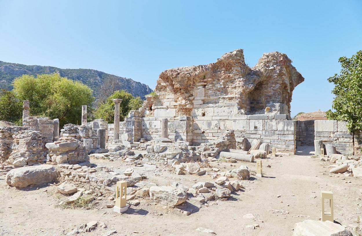 Church of Mary Ephesus Guide