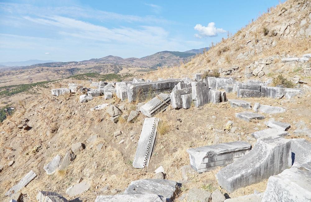 Theater Pergamon Guide