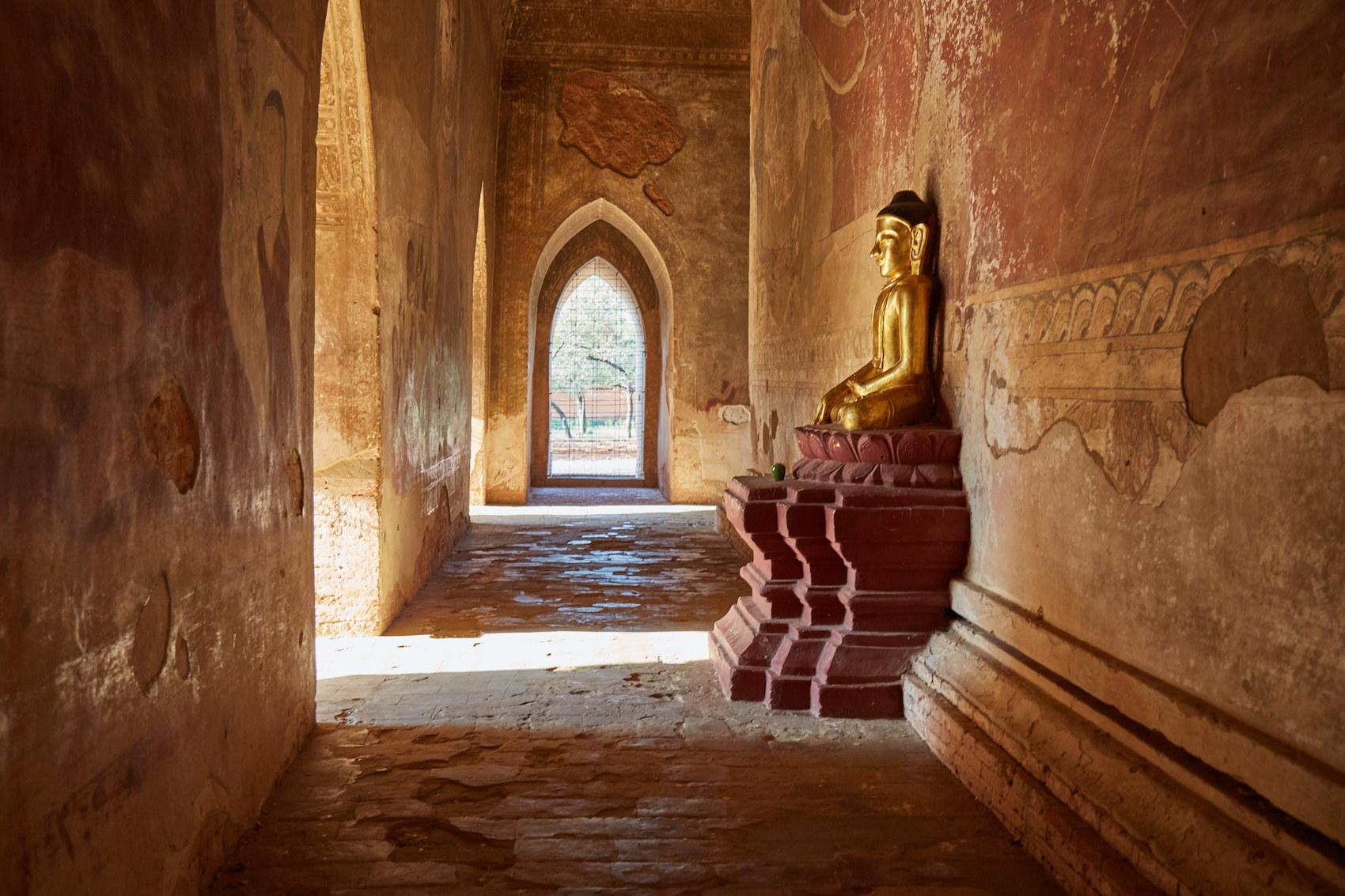 Myanmar Sulamani Temple