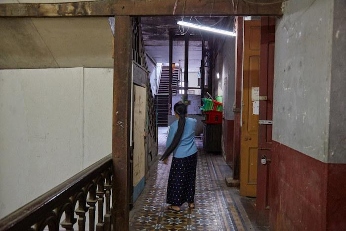 Lokanat Yangon Interior
