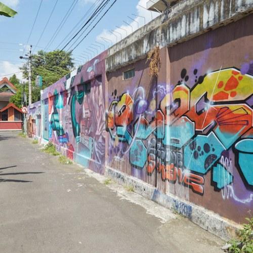 Yogyakarta Street Art