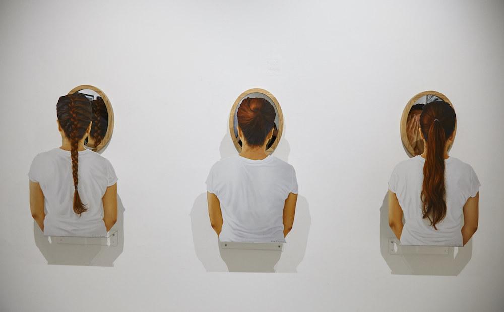I Gusti Ngurah Udiantara, Reflection, 2017