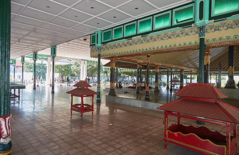 Sultan's Palace Java