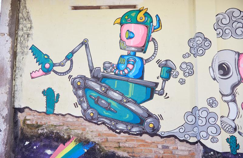 Jogja Art Mural