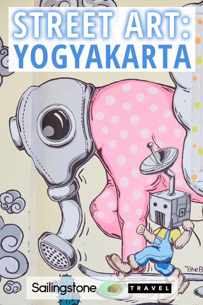 Street Art: Yogyakarta