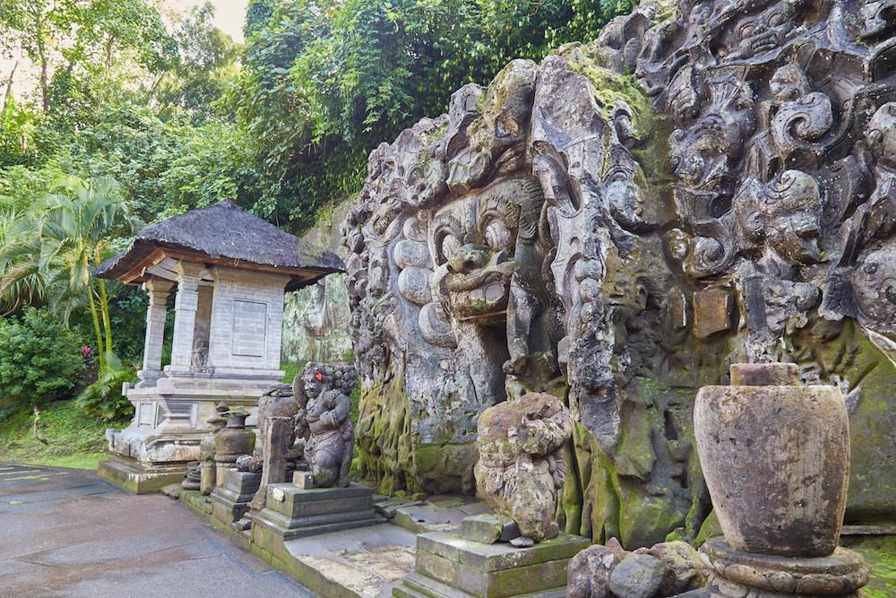 Elephant Cave Ubud