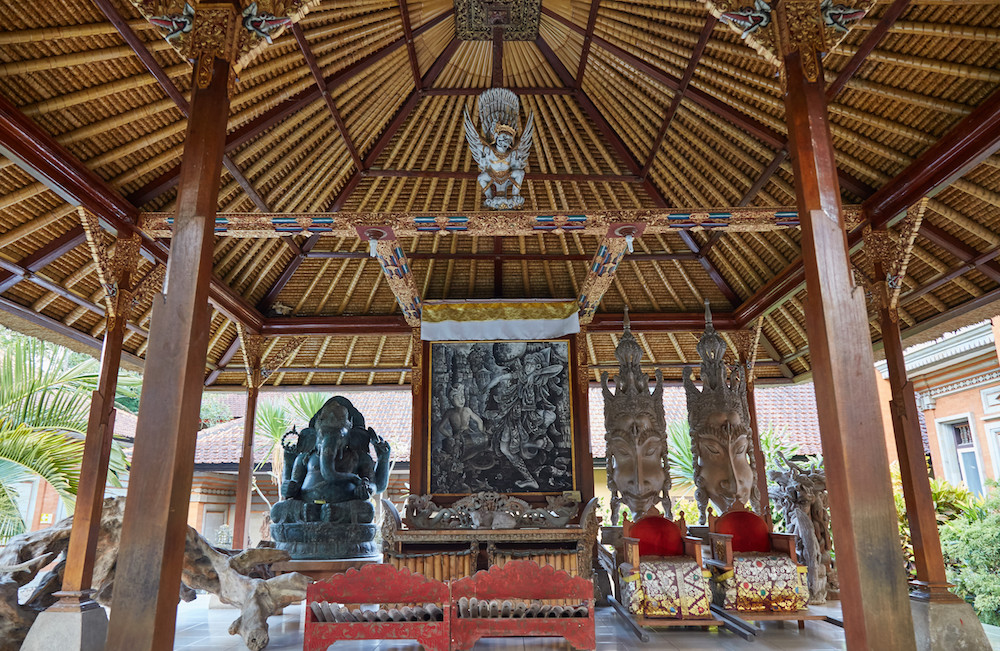 Neka Art Museum, Ubud, Bali