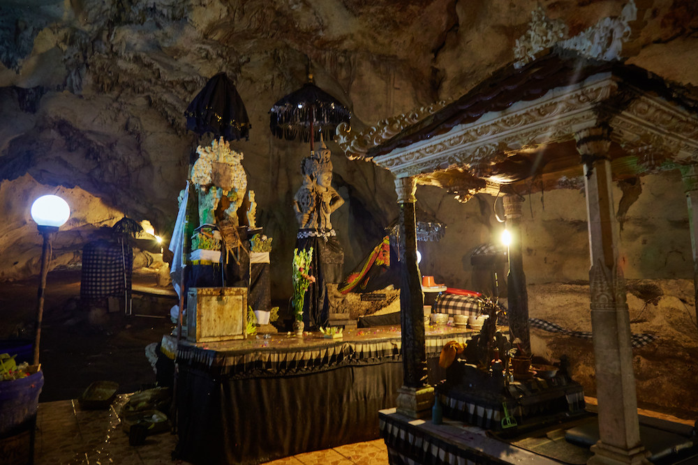 Goa Giri Putri Shrine