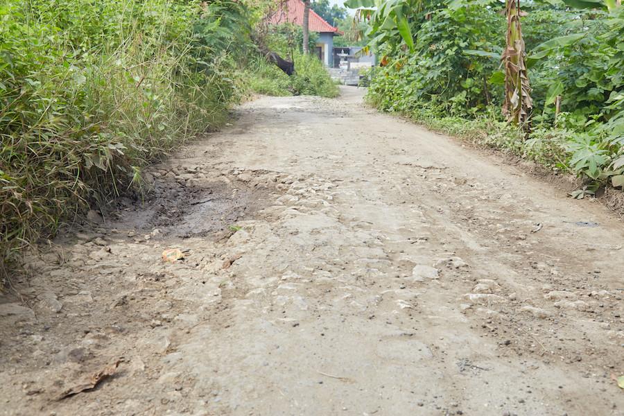Nusa Lembongan Road
