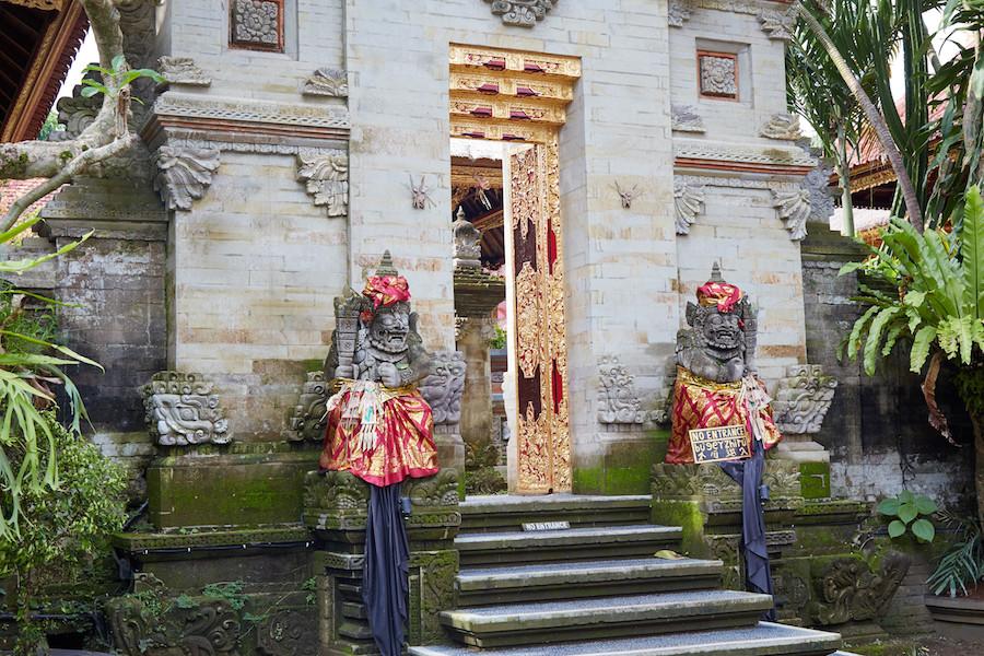 Paduraksa Balinese Temples