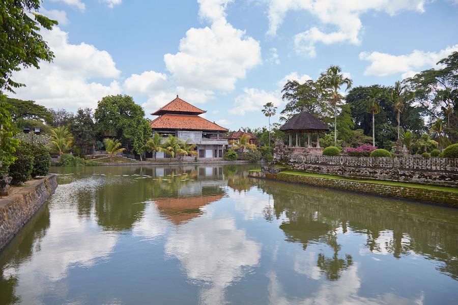 Taman Ayun Water