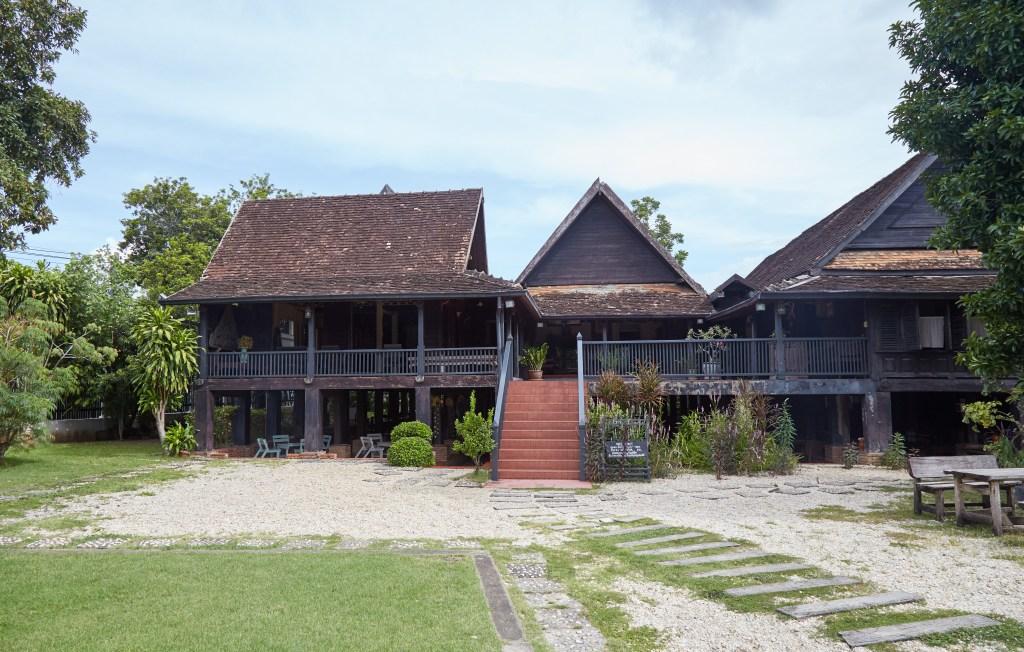 House of Many Pillars Lampang