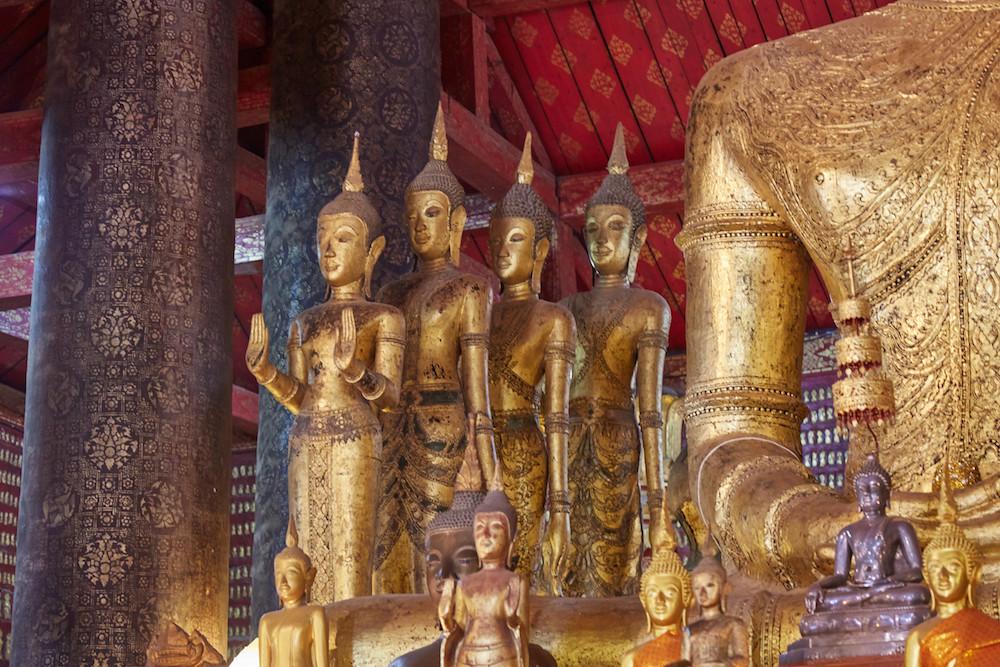 Wat Mai Phra Bang