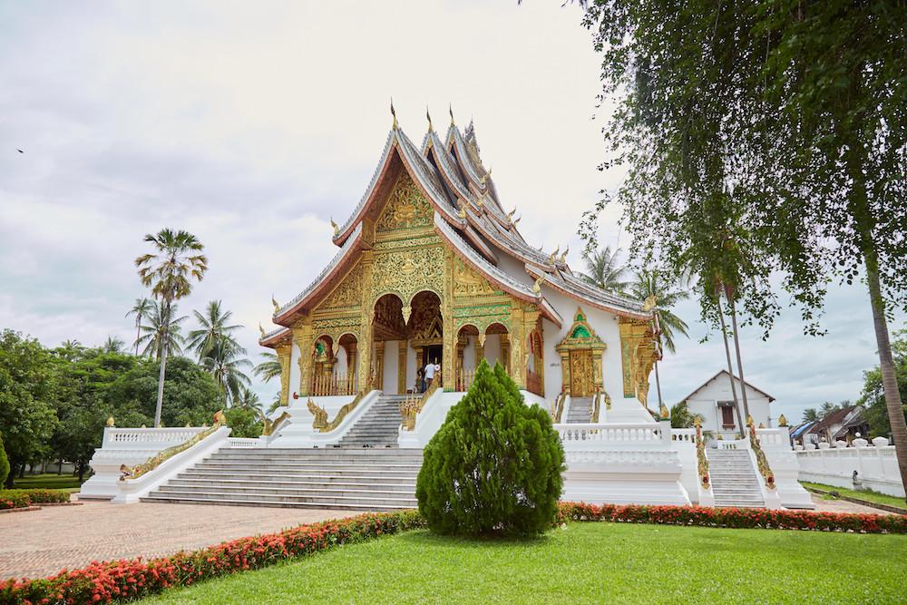 Wat Pha Bang Exterior