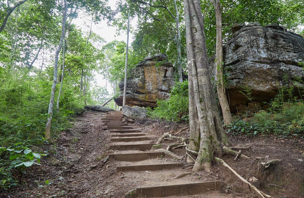 Phu Phra Bat Trail 2