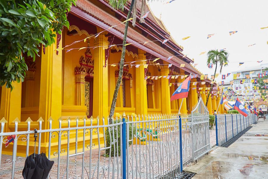 Wat Mixai Vientiane