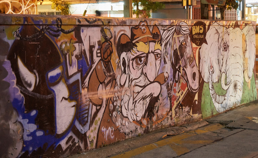 Lad Prao Mural
