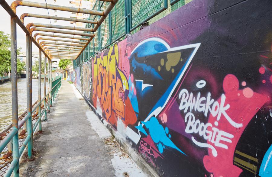 Saen Saep Graffiti