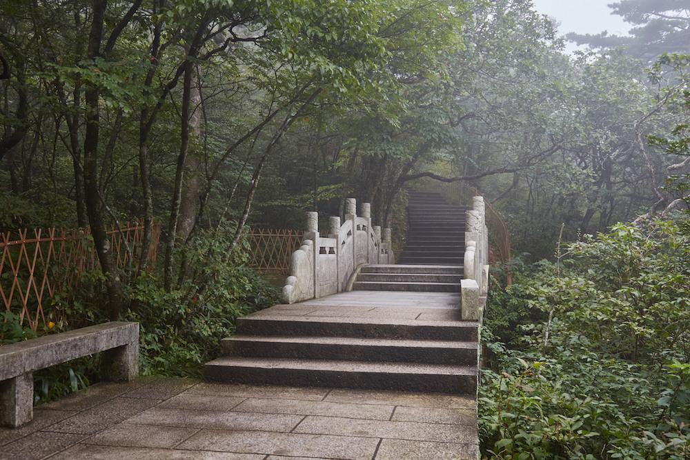 Huangshan Empty Trail