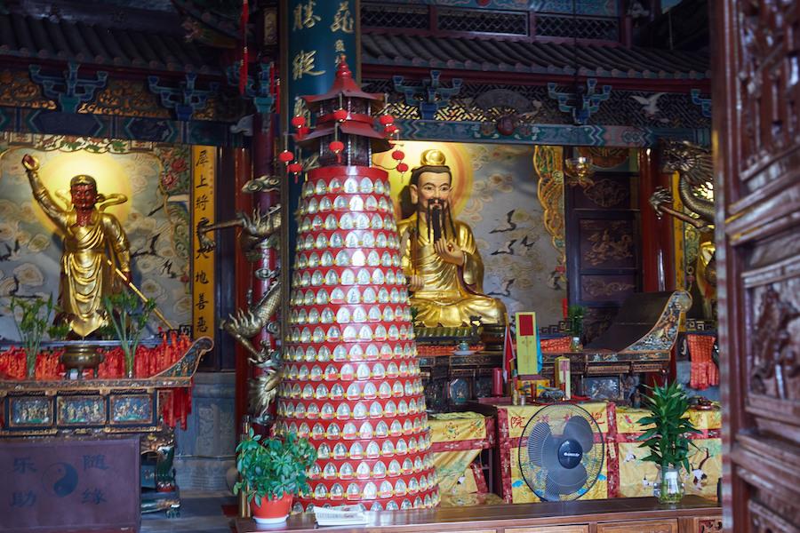 Baopu Taoist Shrine