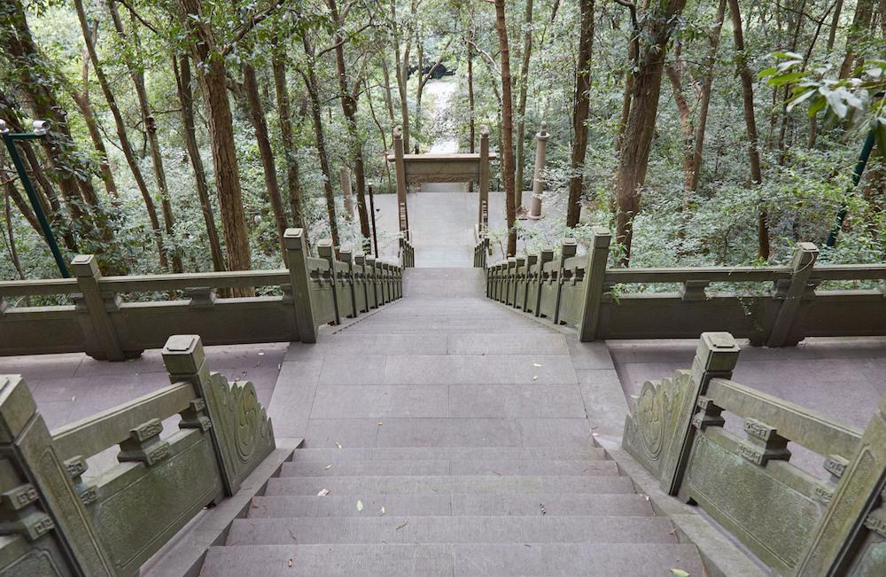 Gong Zhuiyu Tomb Trail