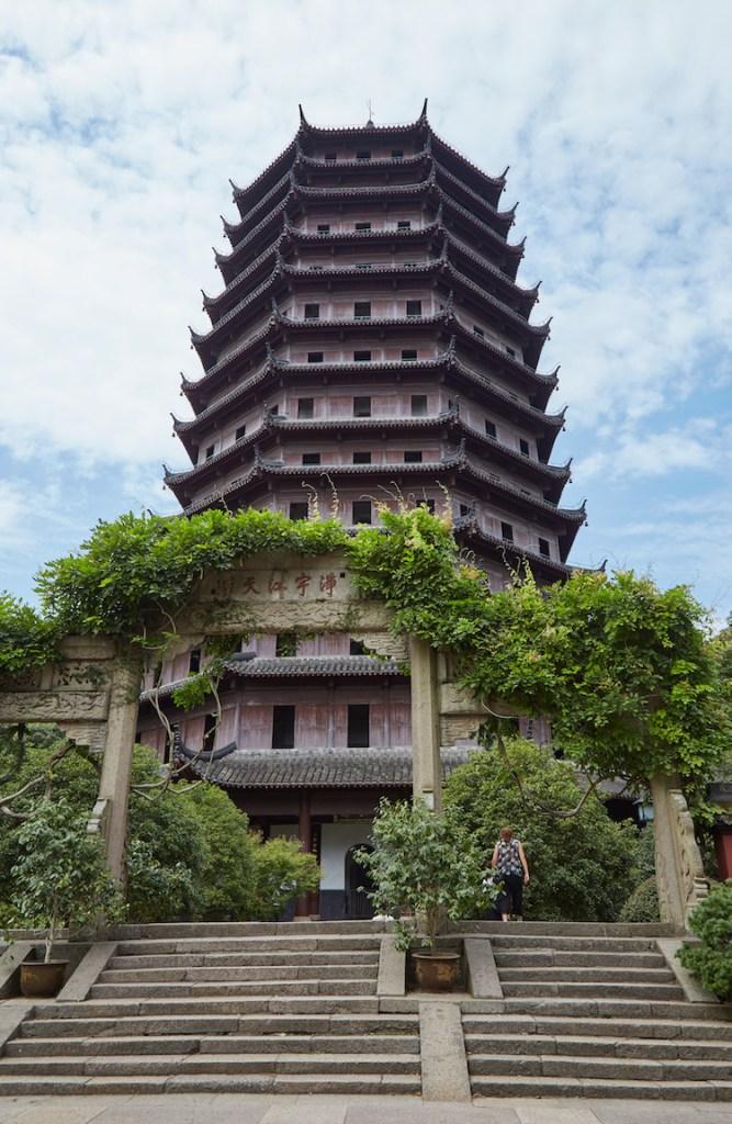 Six Harmonies Pagoda Hangzhou