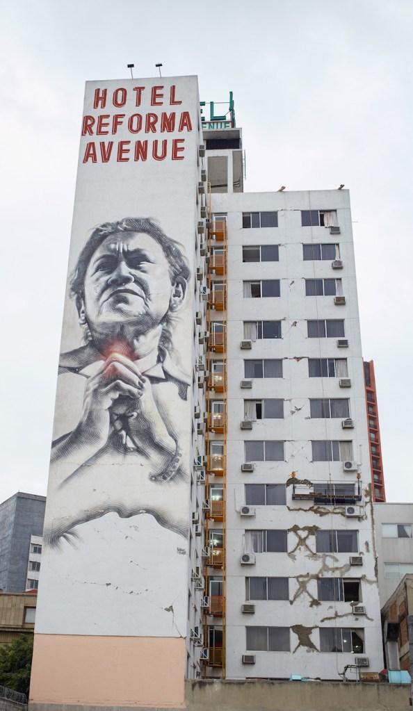 Hotel Reforma Avenue