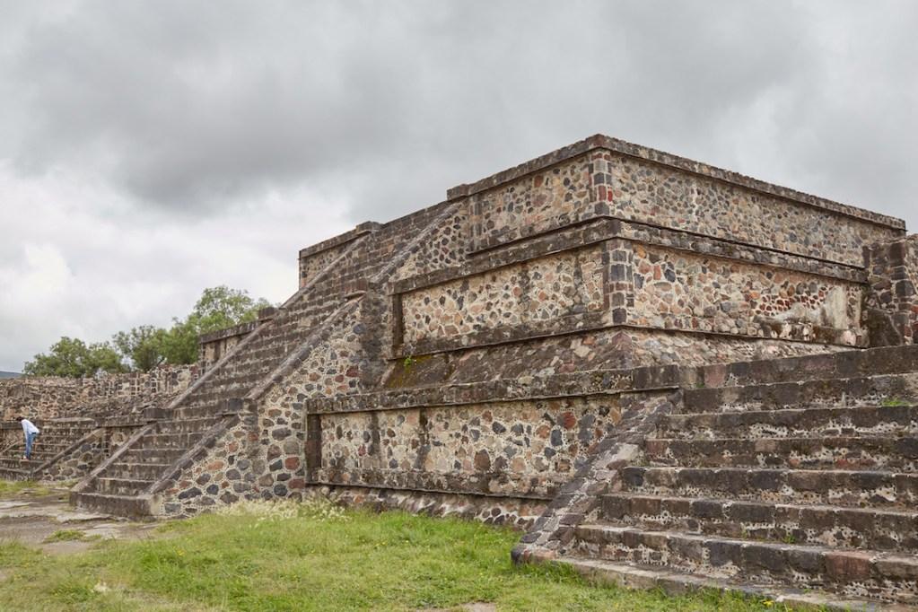 Avenue of the Dead Pyramid