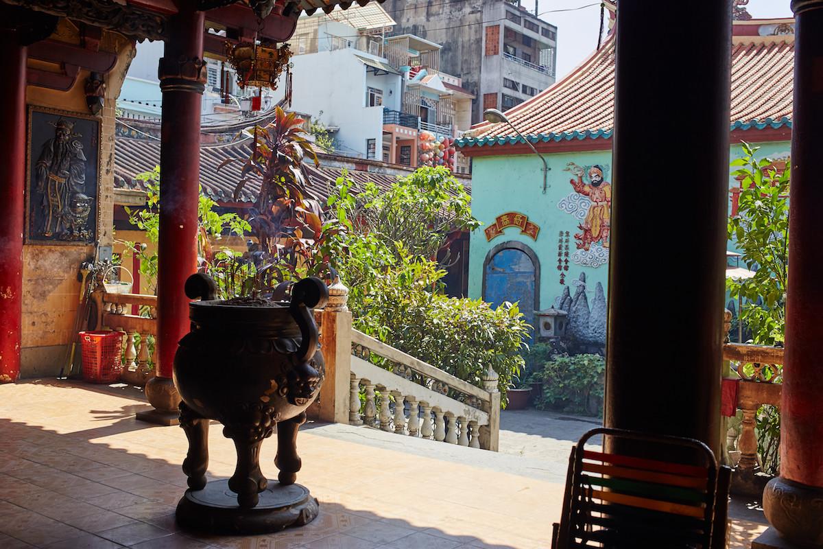 Chua Ong Bon Pagoda