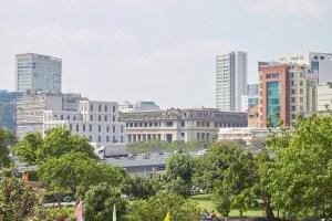 Saigon Colonial Architecture