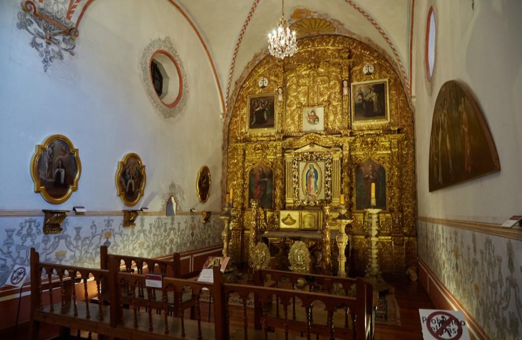 Domestic Chapel Museo de El Carmen