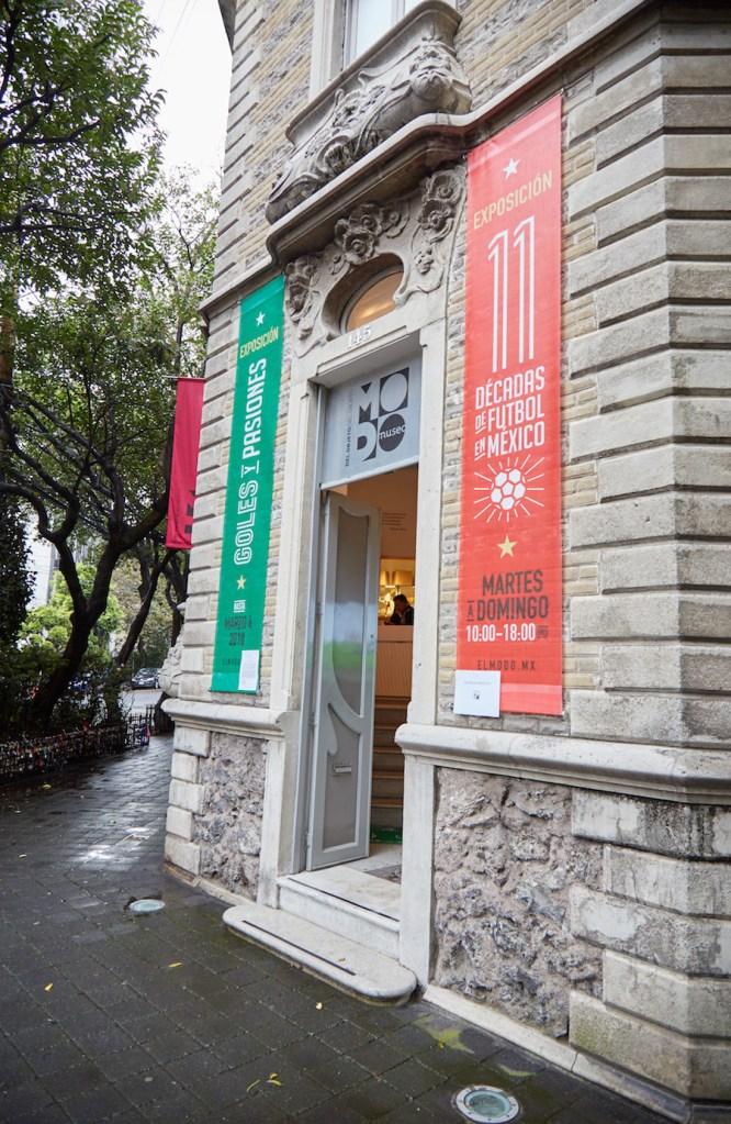 Museo del Objeto del Objeto Mexico City