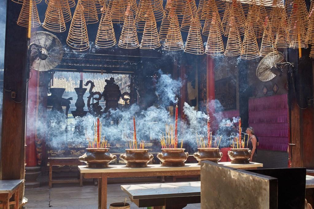 Thien Hau Incense