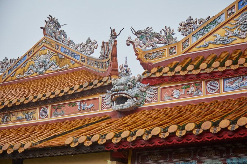 Trieu Mieu Temple Hue