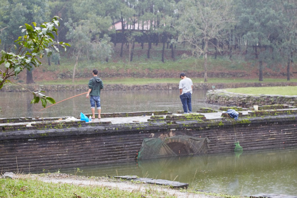 Thieu Tri Tomb Fishing