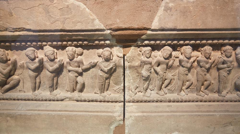 Cham Sculpture Ramayana
