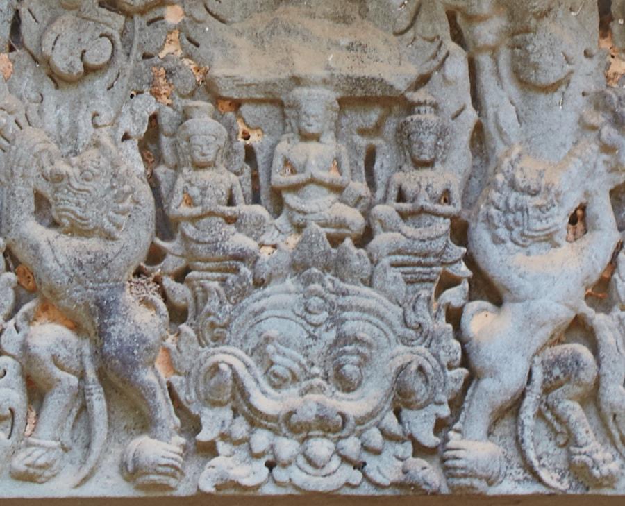 Buddhist Triad