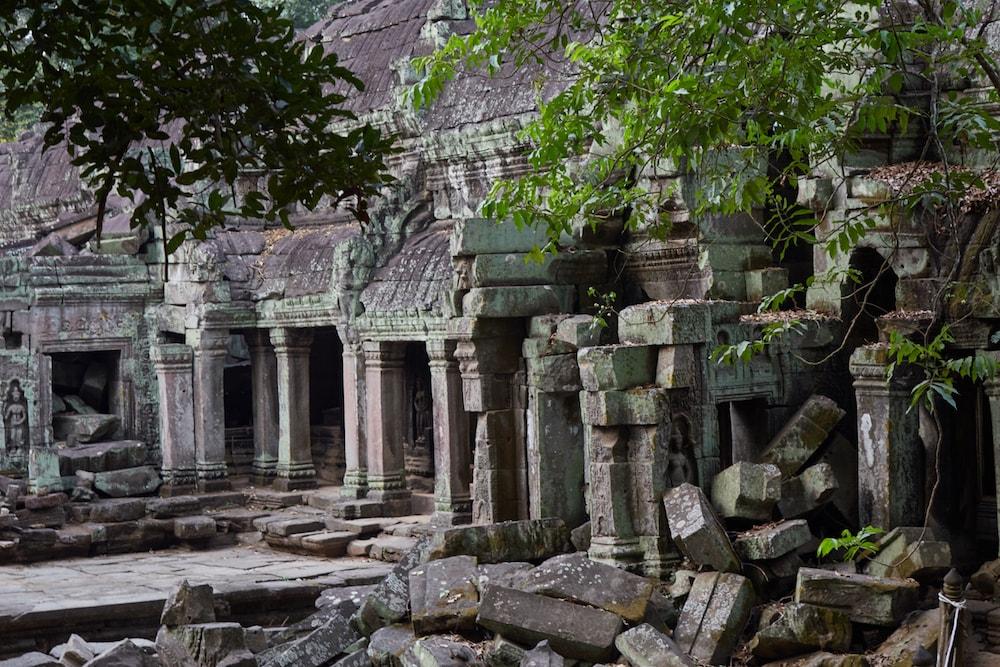 Ta Prohm Angkor