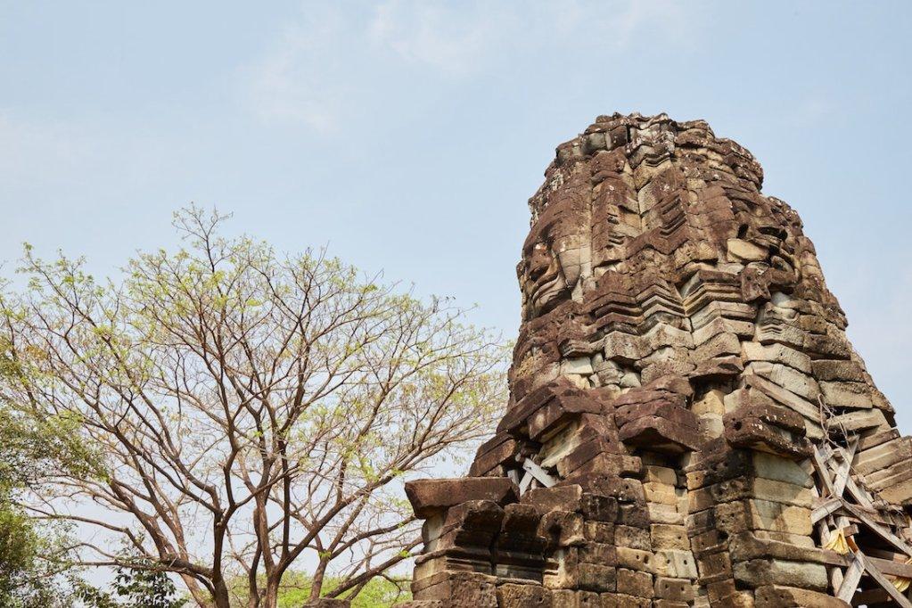 Ta Prohm Banteay Chhmar