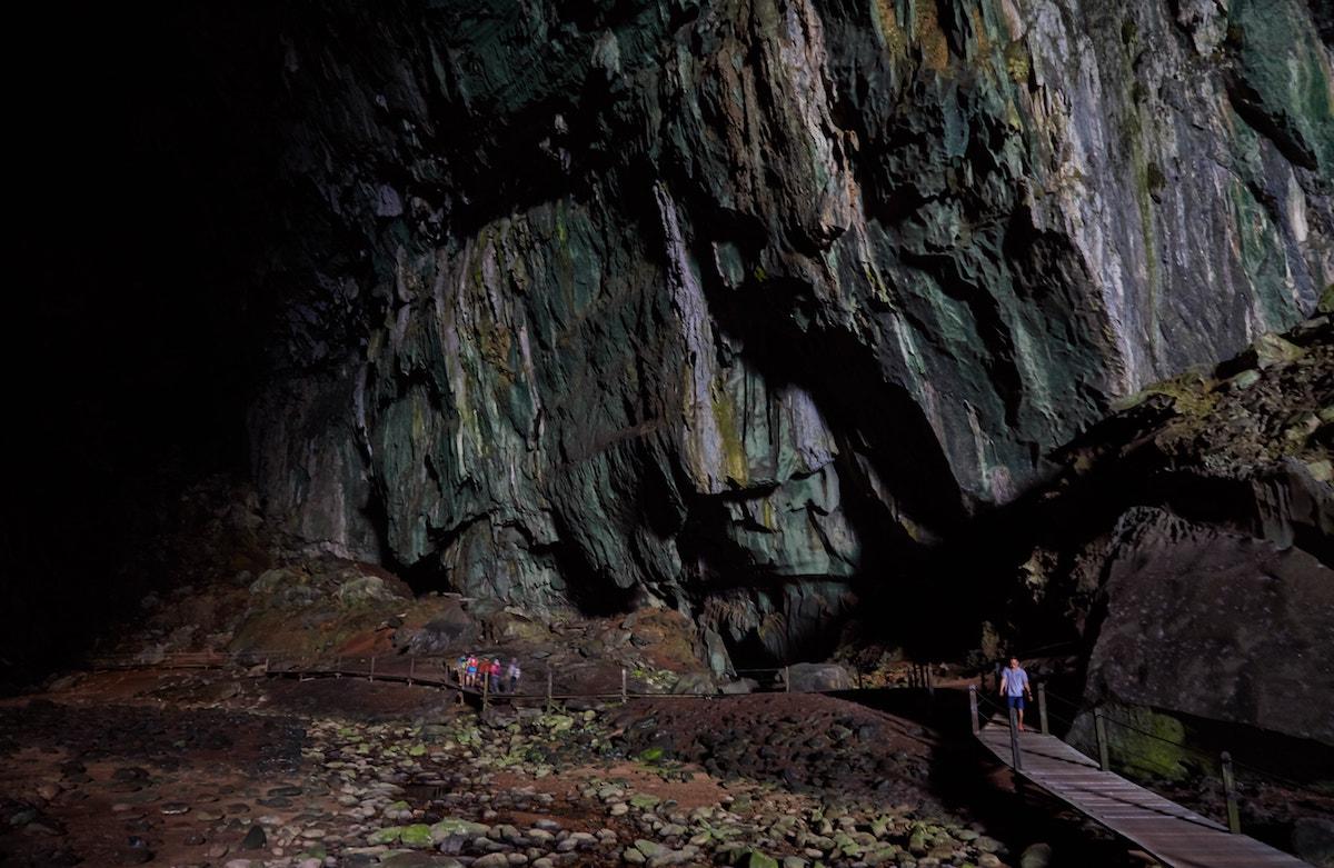 Mulu National Park Deer Cave